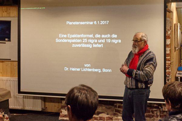 71. Seminar Planeten AG