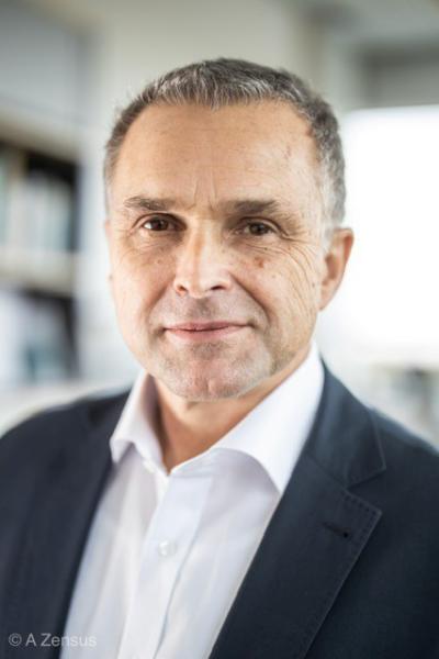 Prof. Zensus